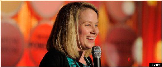 谷歌美女总裁梅耶尔:要和最聪明的人一起工作